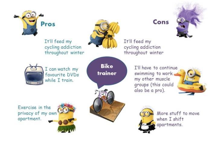 Trainer pros & cons